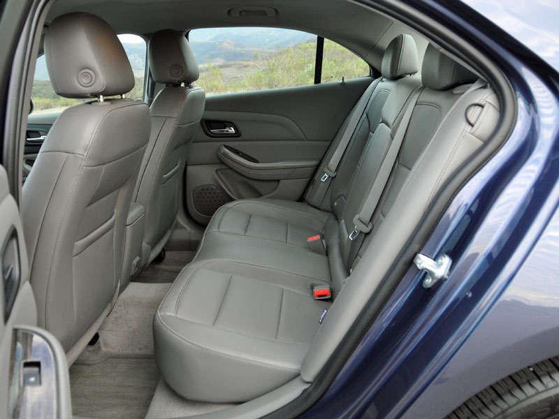2014 Chevrolet Malibu Photo Gallery Autobytel Com