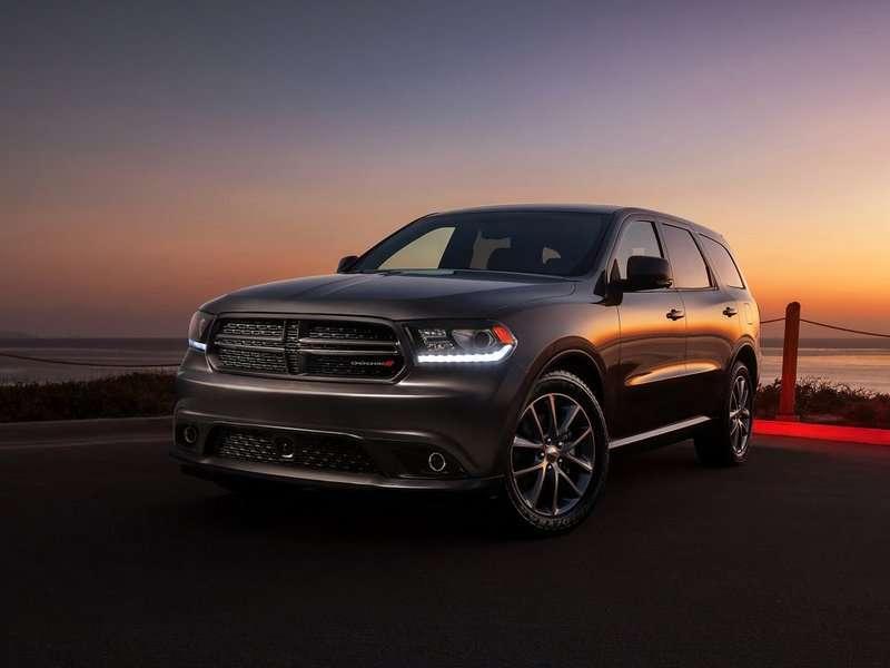 10 Best Mid-Size SUVS 2014 - 04 - 2014 Dodge Durango