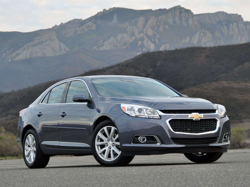 2014 Chevrolet Malibu Photo Gallery