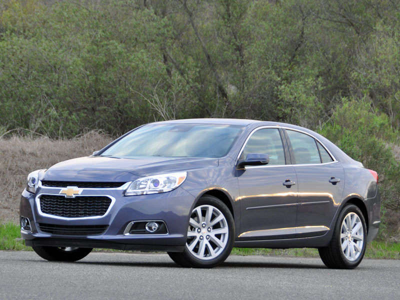 2014 Chevrolet Malibu Photo Gallery Autobytel Com
