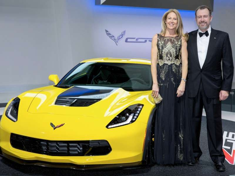 Auction Alert: Bid on First 2015 Chevy Corvette Z06
