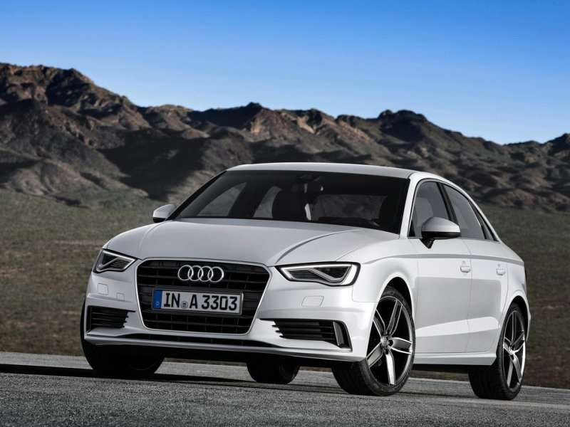 2015 Audi A3 Sedan Offers Free 6-Month 4G LTE Subscription