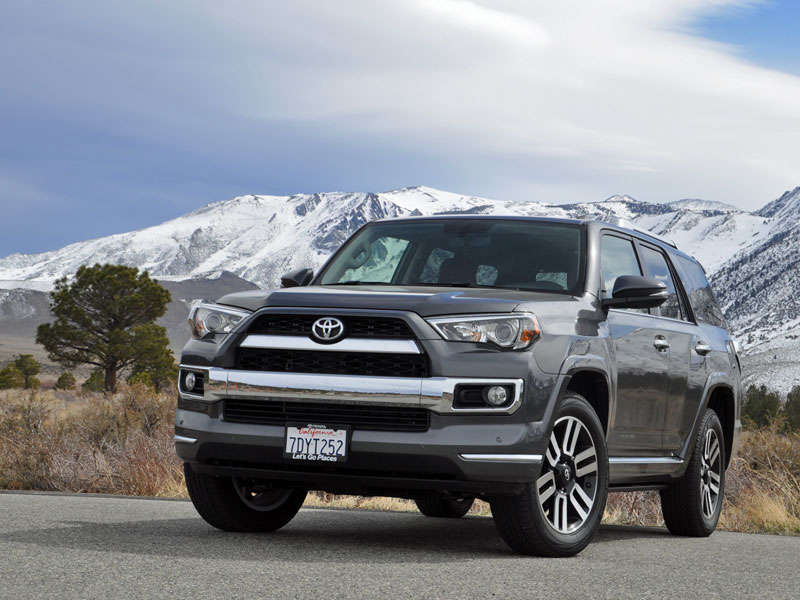 Road Trip: 2014 Toyota 4Runner to Mammoth Lakes, California