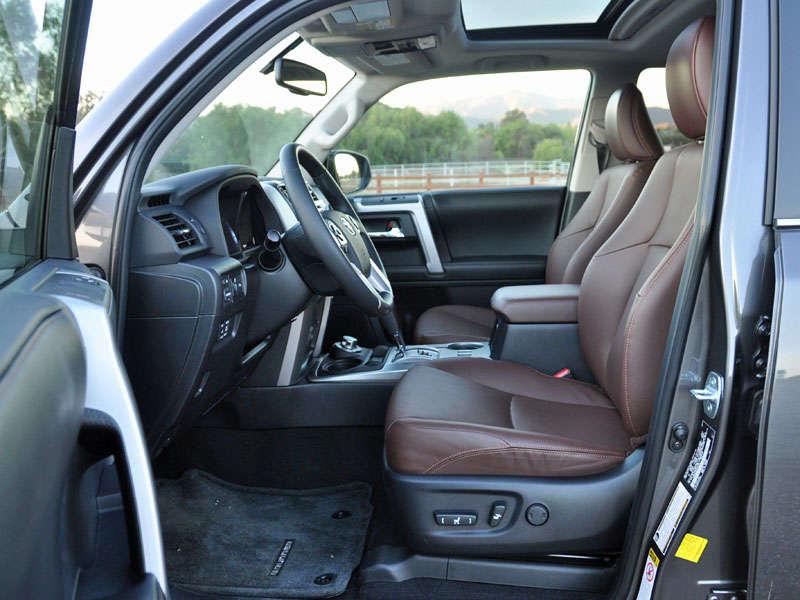 2014 Toyota 4runner Photo Gallery