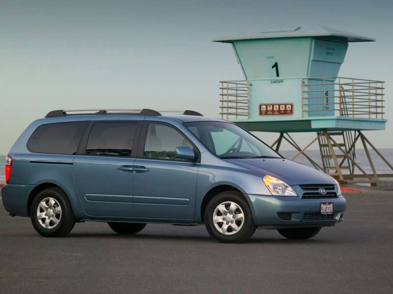 8 Best Used Minivans