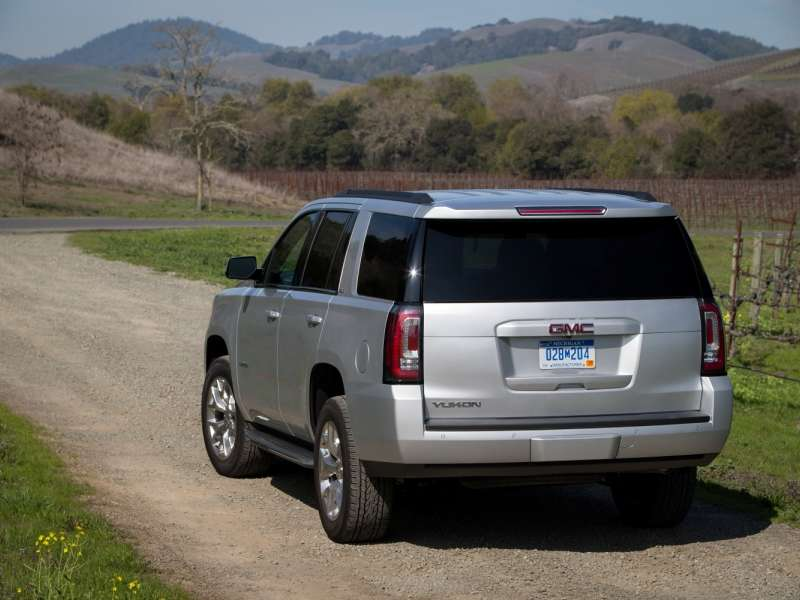 10 things you need to know about the 2015 gmc yukon. Black Bedroom Furniture Sets. Home Design Ideas