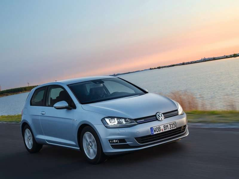 2015 VW Golf to Offer Next-Gen Diesel Power