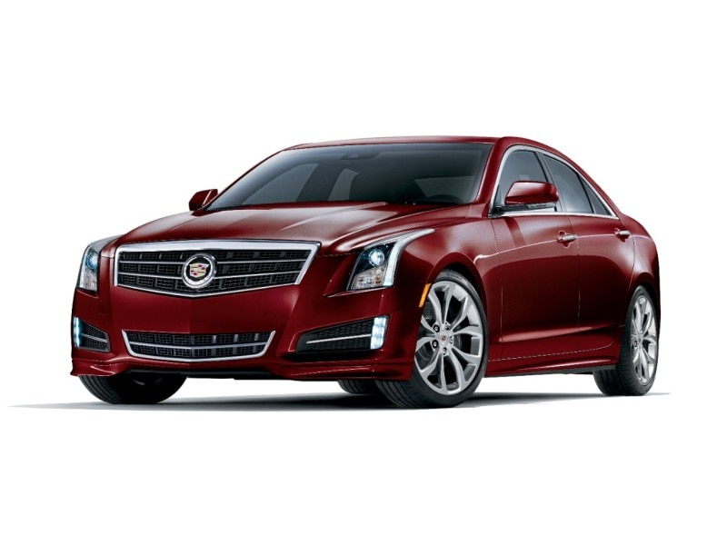 King Crimson: 2014 Cadillac ATS Special Edition Revealed