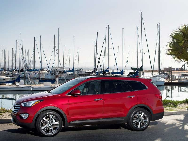 2014 Hyundai Santa Fe Says Goodbye to Winter with One More Award