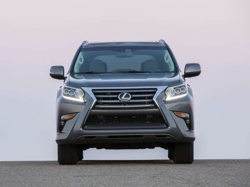 2014 Lexus GX 460 Luxury SUV Road Test and Review