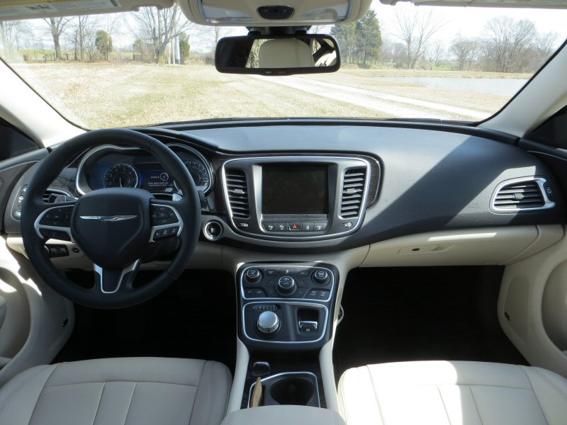 2015 Chrysler 200 Compact Sedan First Drive Autobytel Com