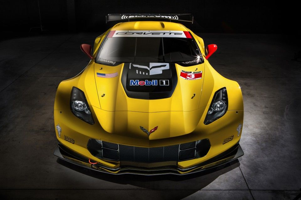 What Is The Corvette C7.R?