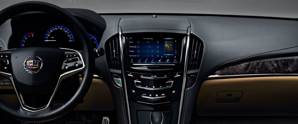 What Is Cadillac ATS Cue?