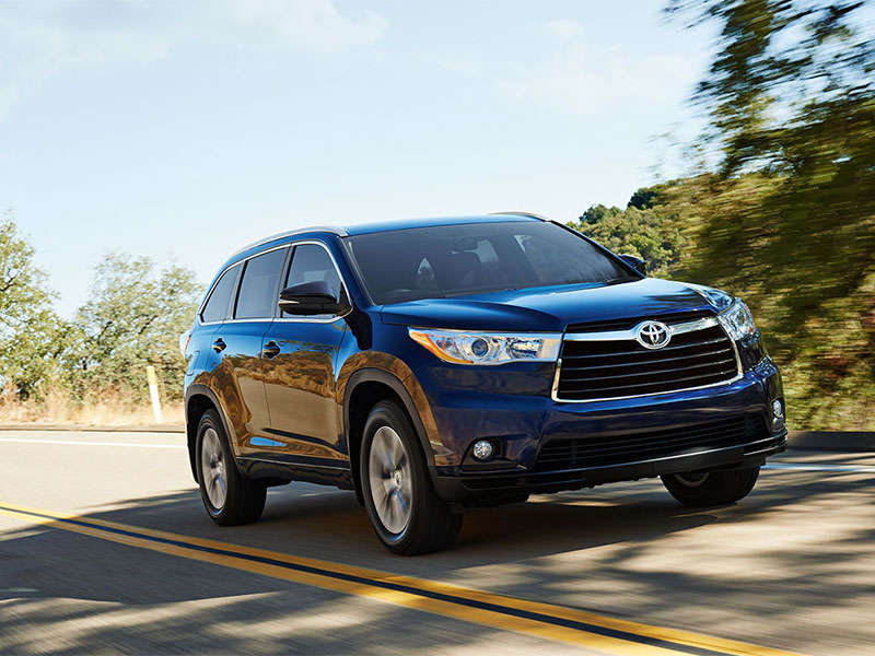 Home » Top 10 Safest Suvs 2014