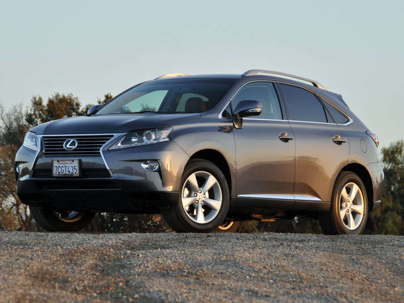 2014 Lexus RX 350 Photo Gallery | Autobytel.com