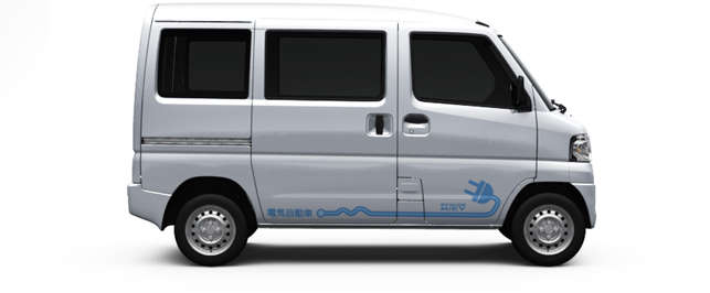 What Is The Mitsubishi MINICAB-MiEV
