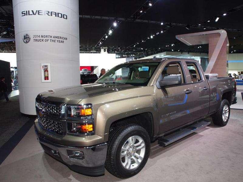 2014 Chevy Silverado HD Brings Truck BOVY to Bowtie Brand