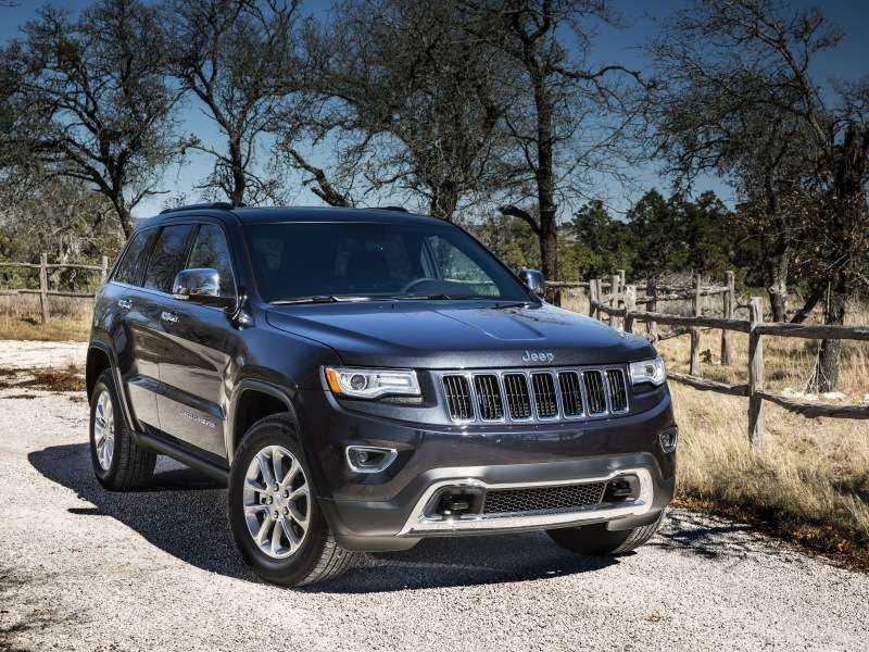 2014 Jeep Grand Cherokee Notches 4th Straight NEMPA Title