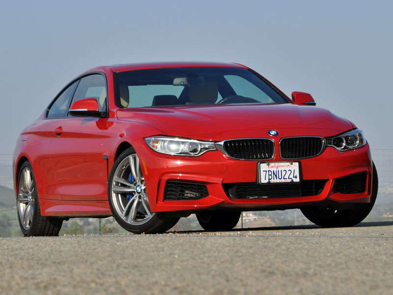 2014 BMW 435i Photo Gallery