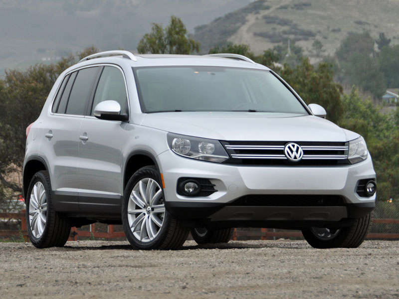 2014 Volkswagen Tiguan Photo Gallery