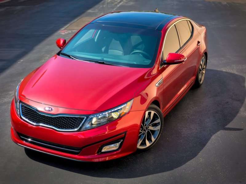 2014 Kia Optima, Soul Break March Sales Records