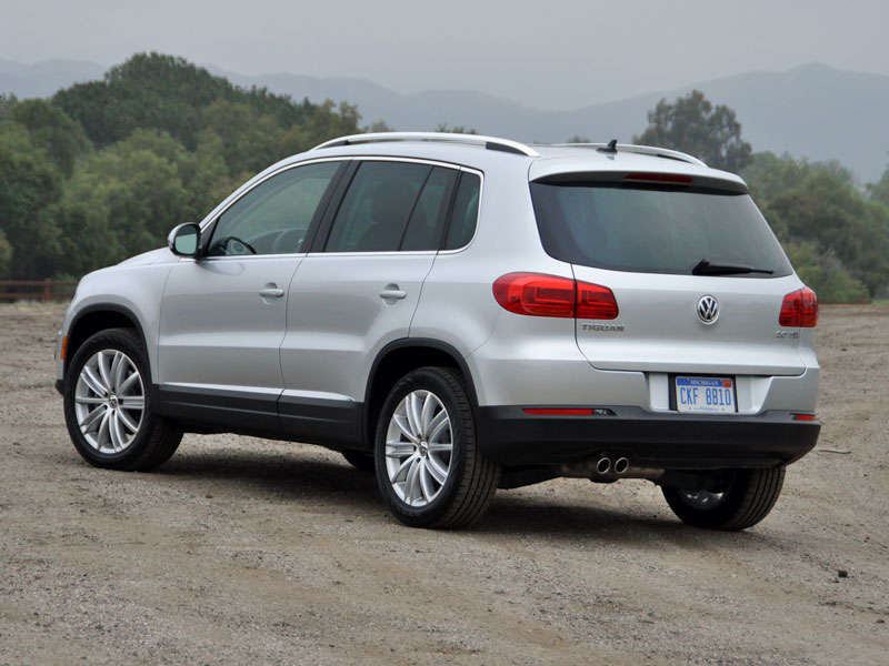 2014 volkswagen tiguan r line review and price engine autos post. Black Bedroom Furniture Sets. Home Design Ideas