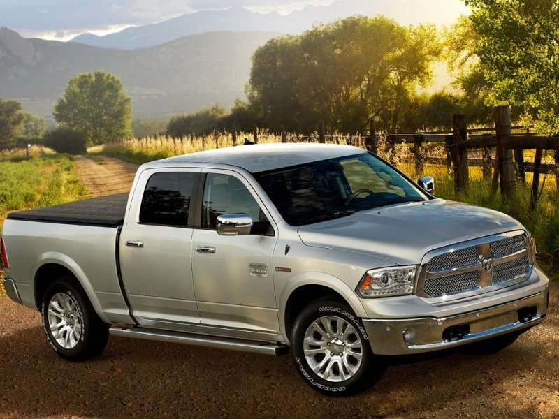 2014 Ram 1500 Helps Deliver Sales Surprise in March