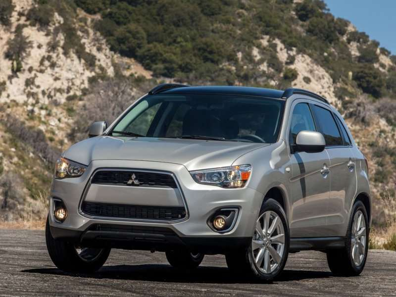 2014 Mitsubishi Outlander Sport Among March Record Breakers