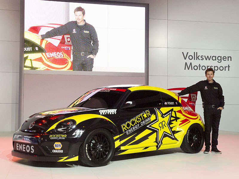 How the 2014 VW Beetle Brought Racing to the Nation