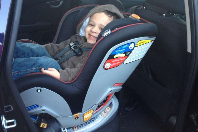 Car Seat Review: Chicco NextFit