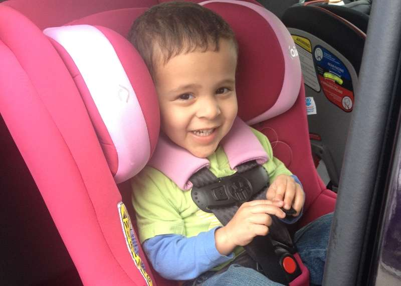 Car Seat Review: Maxi-Cosi Pria 70