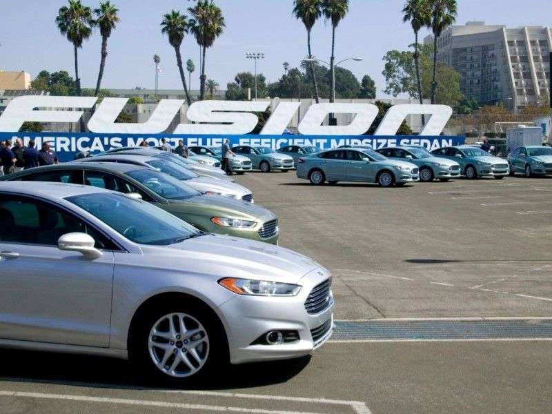 Ford Fusion and Lincoln MKZ Deliver Strong March Results