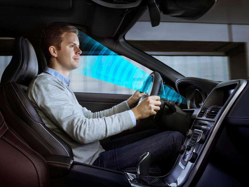 What Is Volvo Intellisafe?
