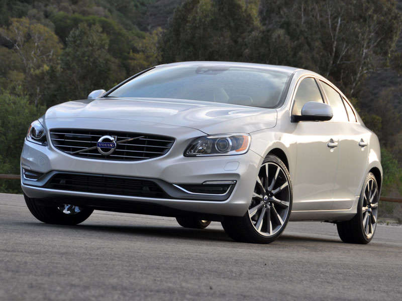 2015 volvo s60 review and road test. Black Bedroom Furniture Sets. Home Design Ideas