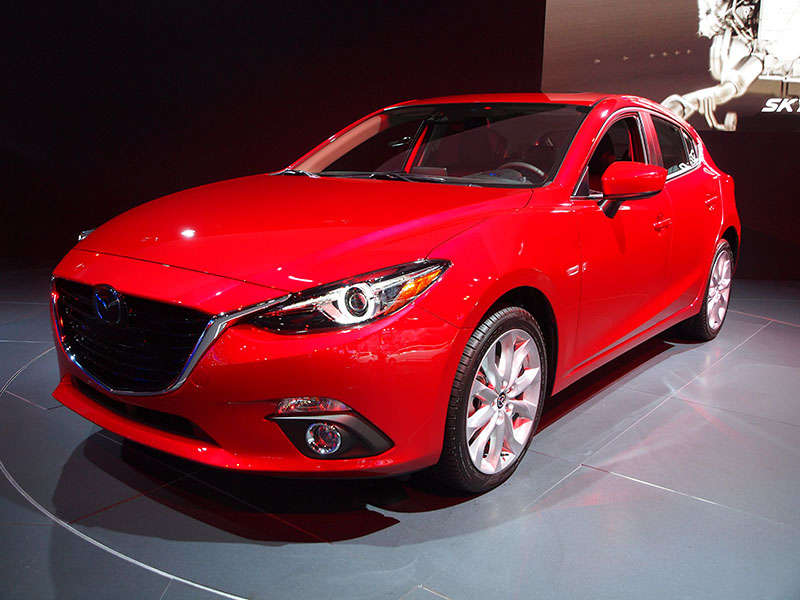 Mazda Nabs 22nd Automobile All-Star Award with 2014 Mazda Mazda3