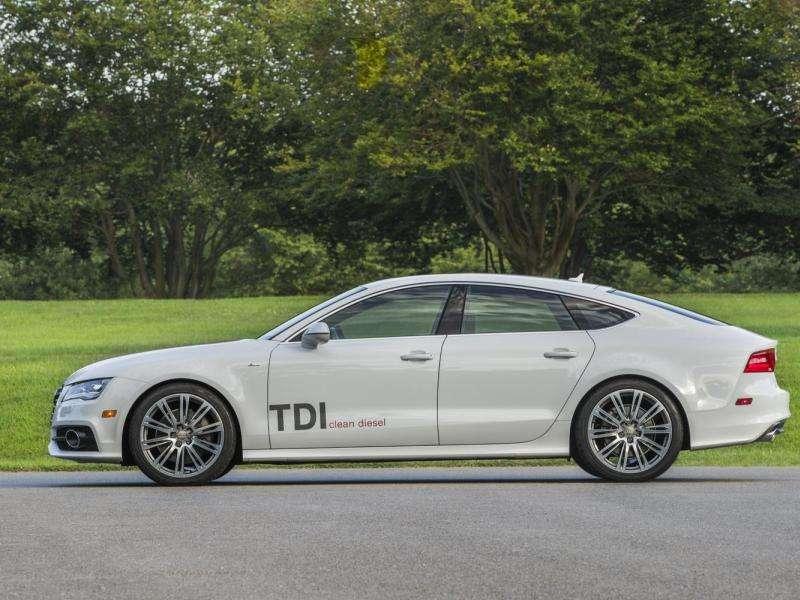 2014 Audi A7 Earns 3rd Consecutive Automobile All-Star Award