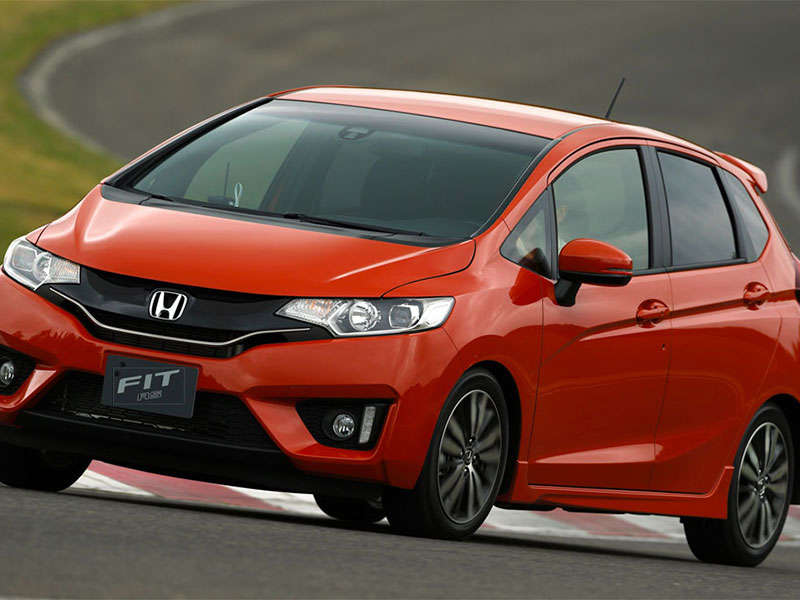 2015 honda fit first drive review. Black Bedroom Furniture Sets. Home Design Ideas