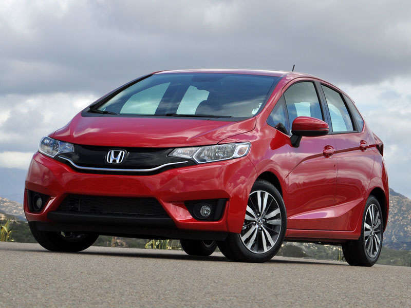 Popular 2015 Honda Fit First Drive Review  Autobytelcom