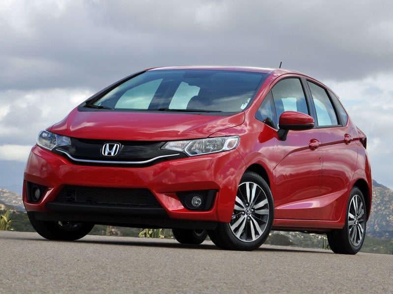 2015 Honda Fit Review Tinadh Com
