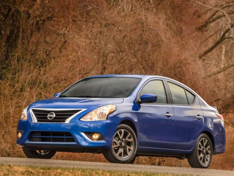 2014 New Yor Auto Show: Refreshed 2015 Nissan Versa Sedan