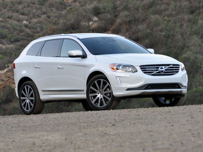 2015 Volvo Xc60 Road Test And Review Autobytel Com