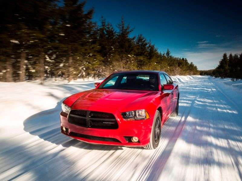 New Double-Up Lease Covers 2014 Dodge Charger Now, 2015 Model Later