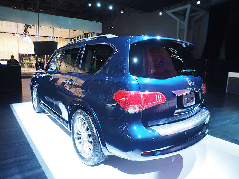 Must See SUVs of the 2015 Detroit Auto Show