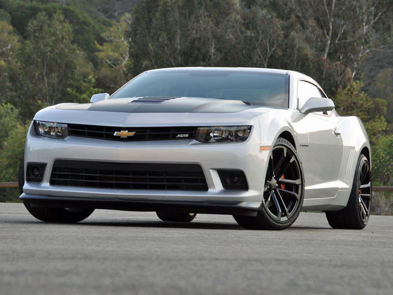 2014 chevrolet camaro ss review and road test models and prices - Camaro 2015 Ss White