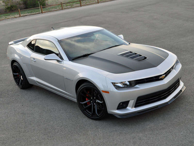 2014 Chevrolet Camaro SS 1LE Photo Gallery