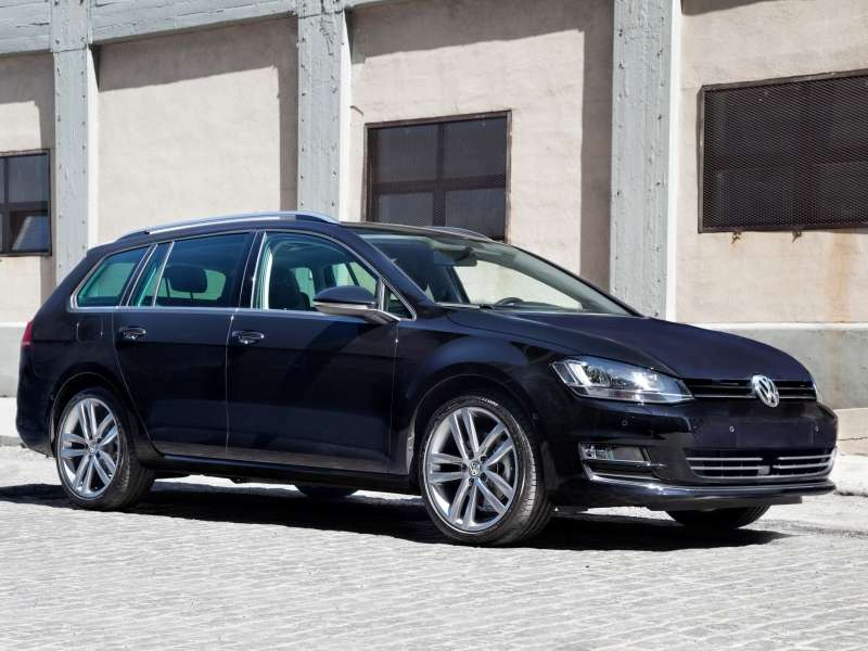 2015 VW Golf SportWagen Will Go on Sale Next Year