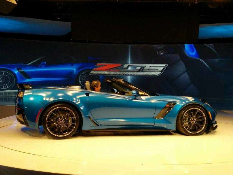 2015 Chevrolet Corvette Z06 Convertible Preview 2014 New