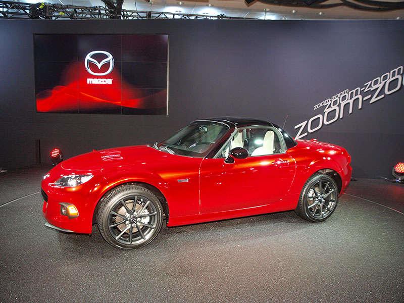 Mazda MX-5 Miata 25th Anniversary Retrospective