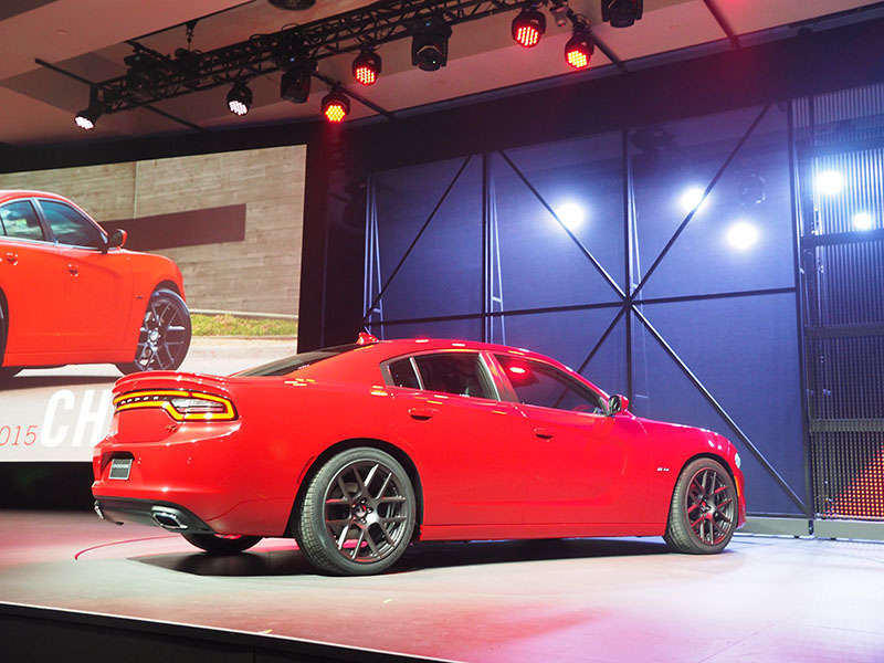2015 Dodge Charger Preview: 2014 New York Auto Show | Autobytel.com