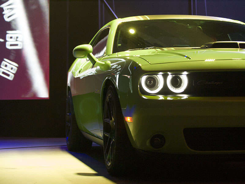 2015 Dodge Challenger Photo Gallery